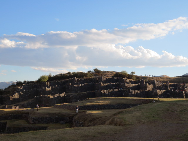 Saksaywaman - the head of the Cusco puma