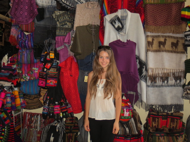 And wow, did we go through many of these markets - they offered an abundance of local handicraft