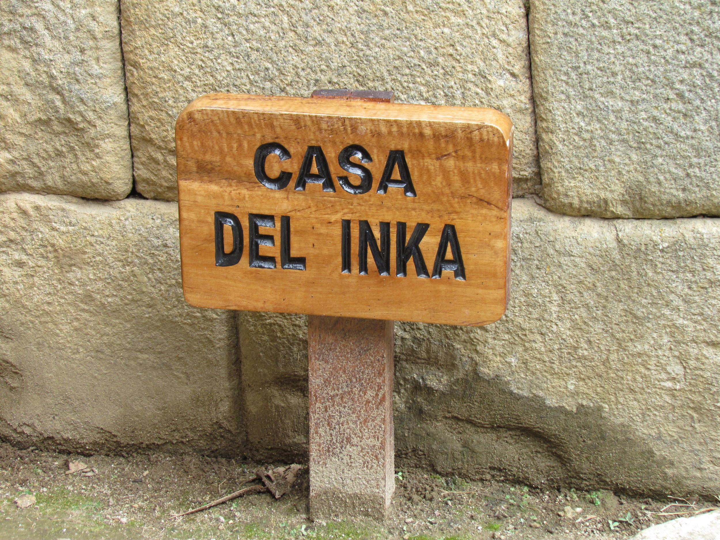 Casa del Inca
