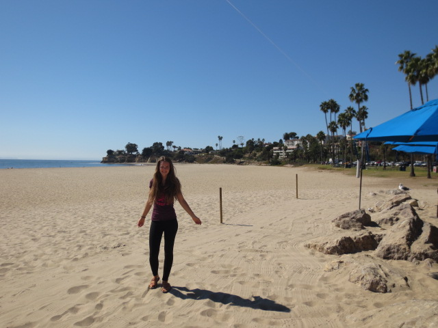 Sand and sun - so nice