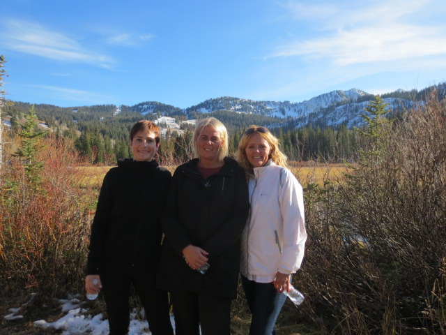 Icelandic girl-power in Utah