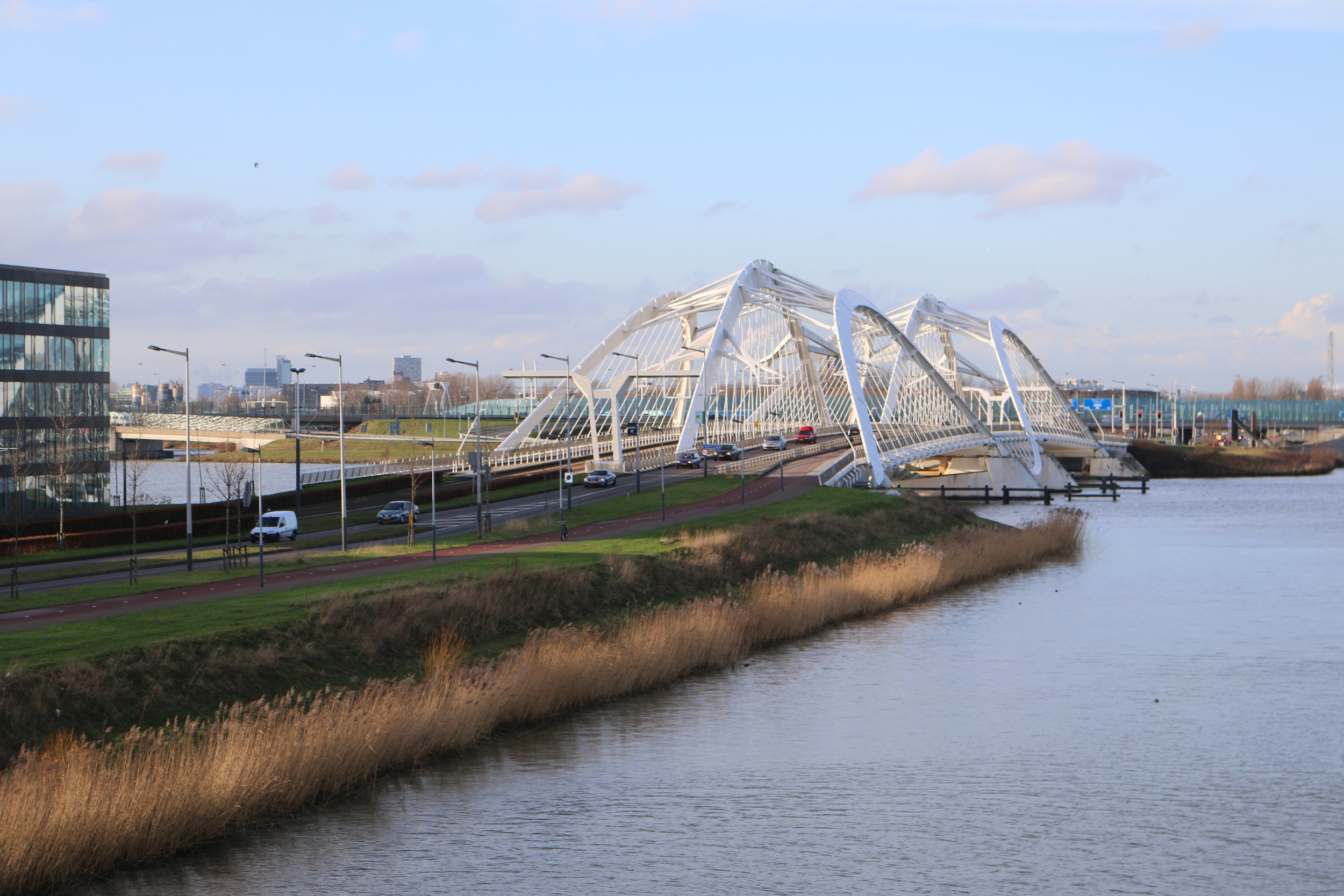 The bridges in Holland are a whole chapter to themselves - never seen as many different bridges in one country