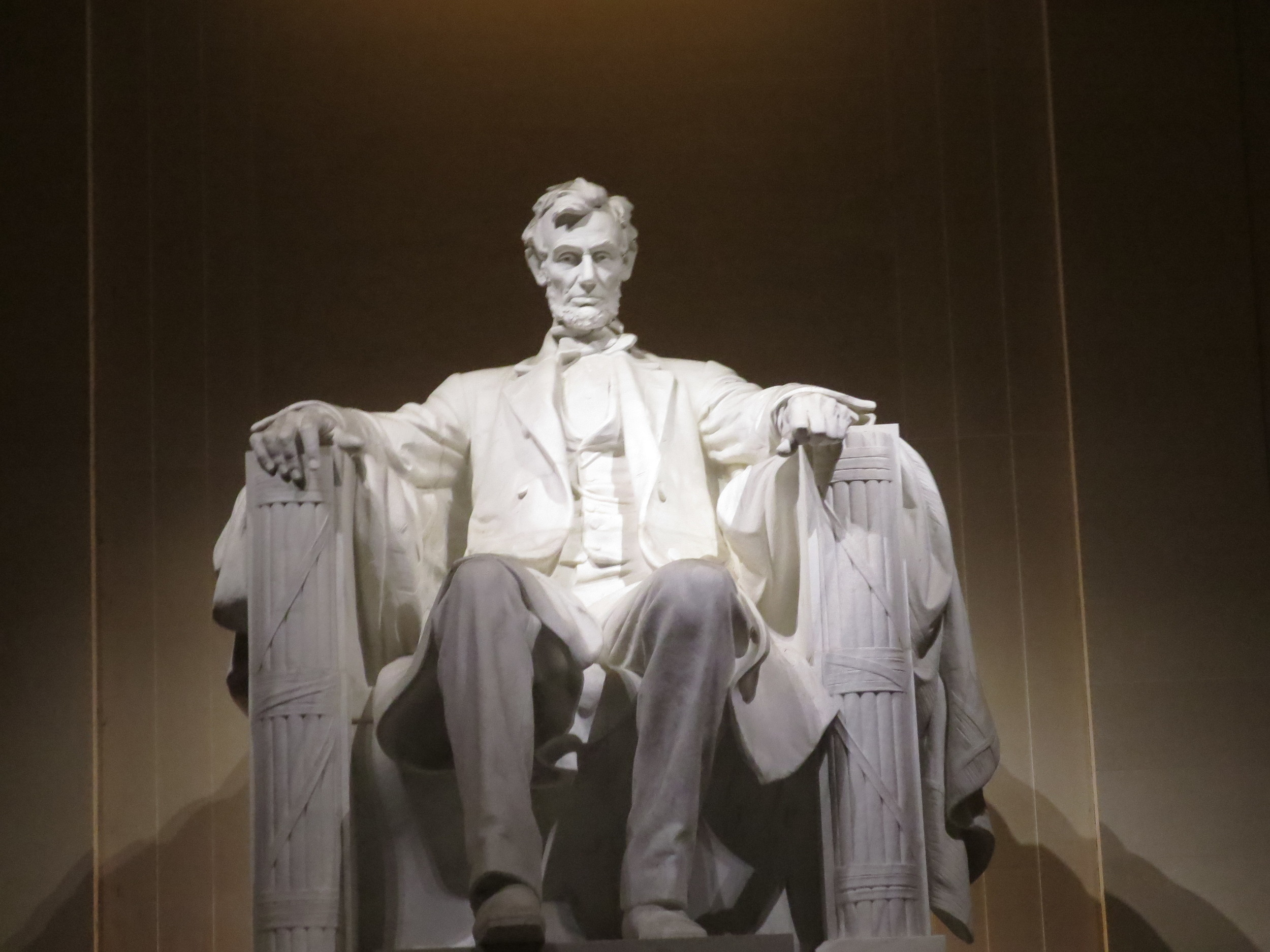 Mr. Lincoln himself