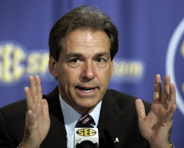 Any way you slice it, Saban's team is No. 1.