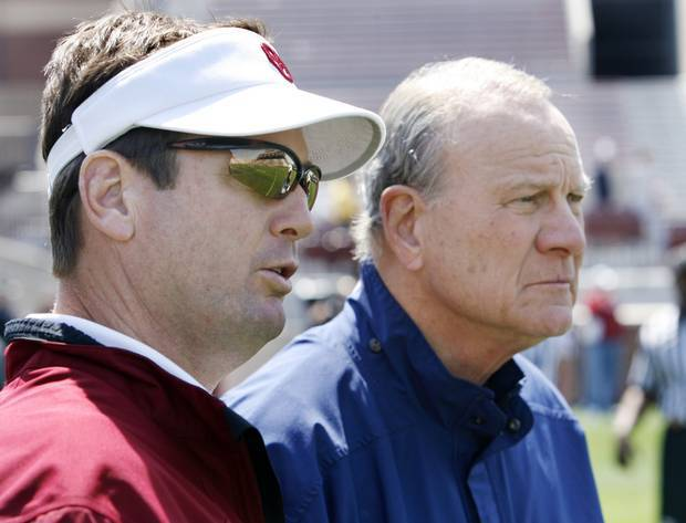 Can the Sooners have two kings? (Photo courtesy: NewsOK.com)