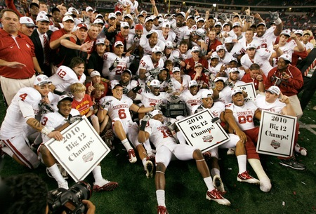 Is another conference championship game in the cards for the Big 12? (Photo courtesy: USA Today Sports)