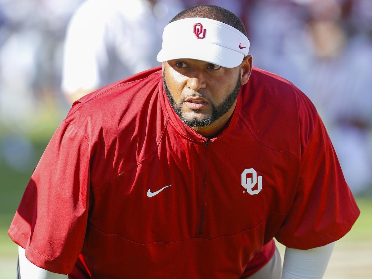 Montgomery won't be sporting the Crimson and Cream next season. (Image: cheeseheadtv.com)