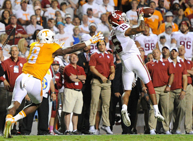 The Sooners have a daunting out-of-conference slate this fall.