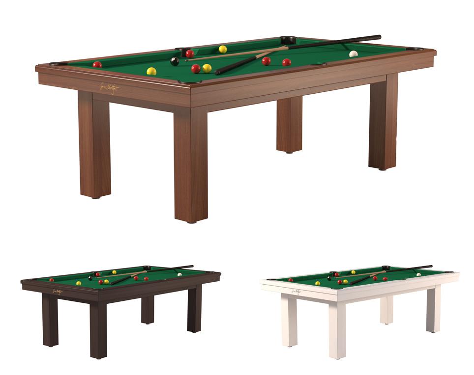 Model Aldernay - enkel verkrijgbaar in maat 210 = speelveld 1m80 x 0m90.