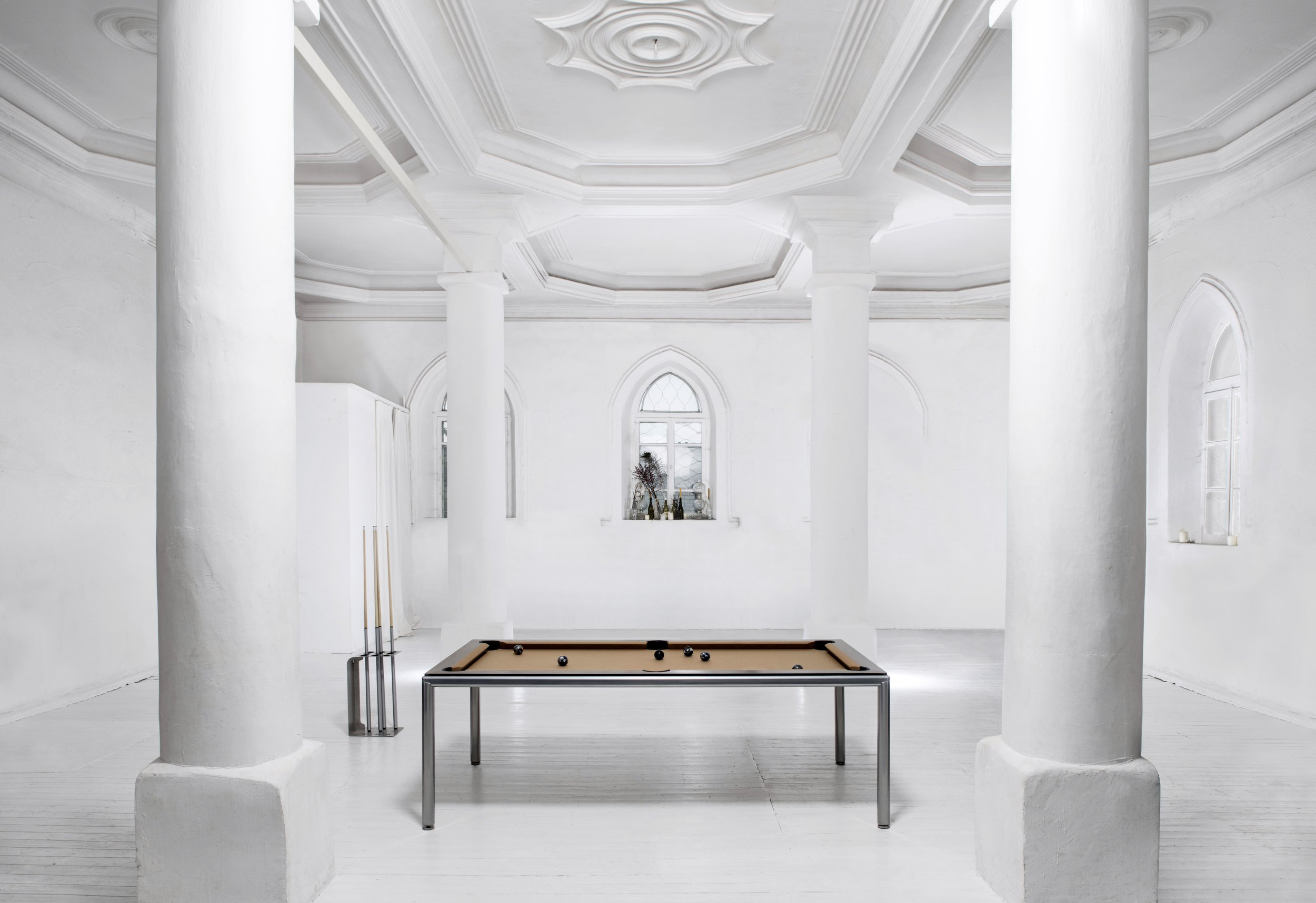 Billiard dining table Pronto Ultra in Sinagoga.jpg