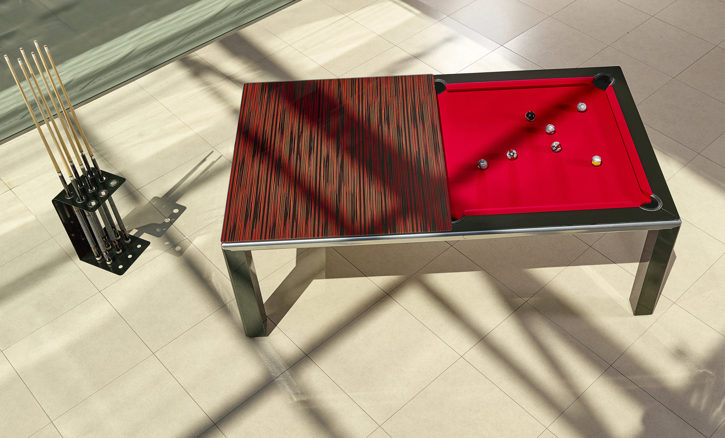 Pool Dining table Pronto Ultra from top  LSMU.jpg