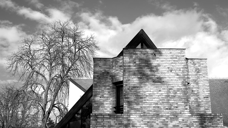 Composition Architecturale - Parc de Maisons-Laffitte   © Thierry Lothon 2014 - Photo Nikon Dƒ