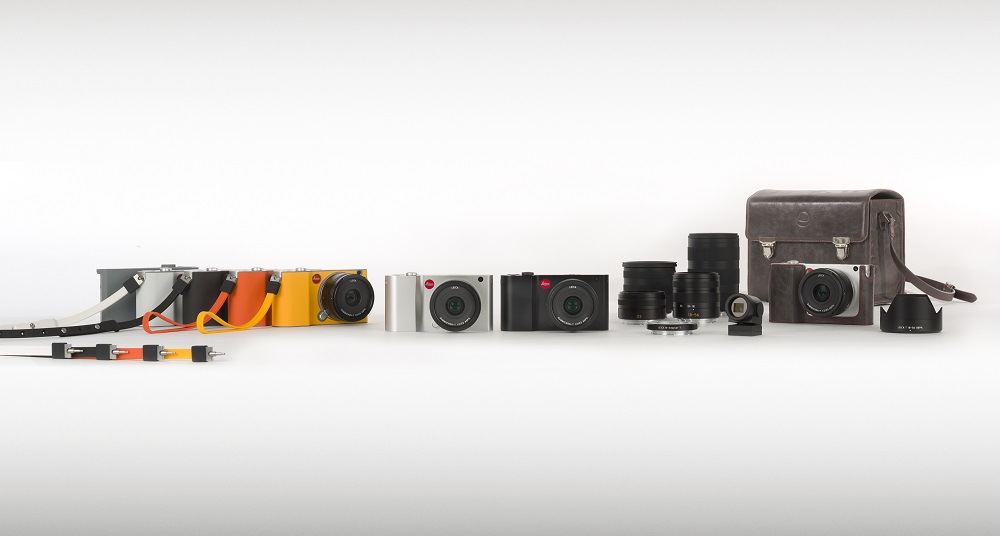 Famille Leica T