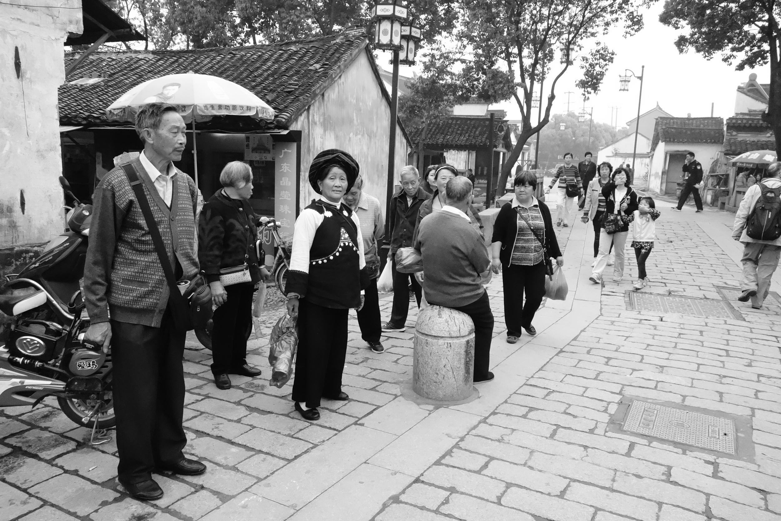 Souvenir de Chine by Éric Courcy