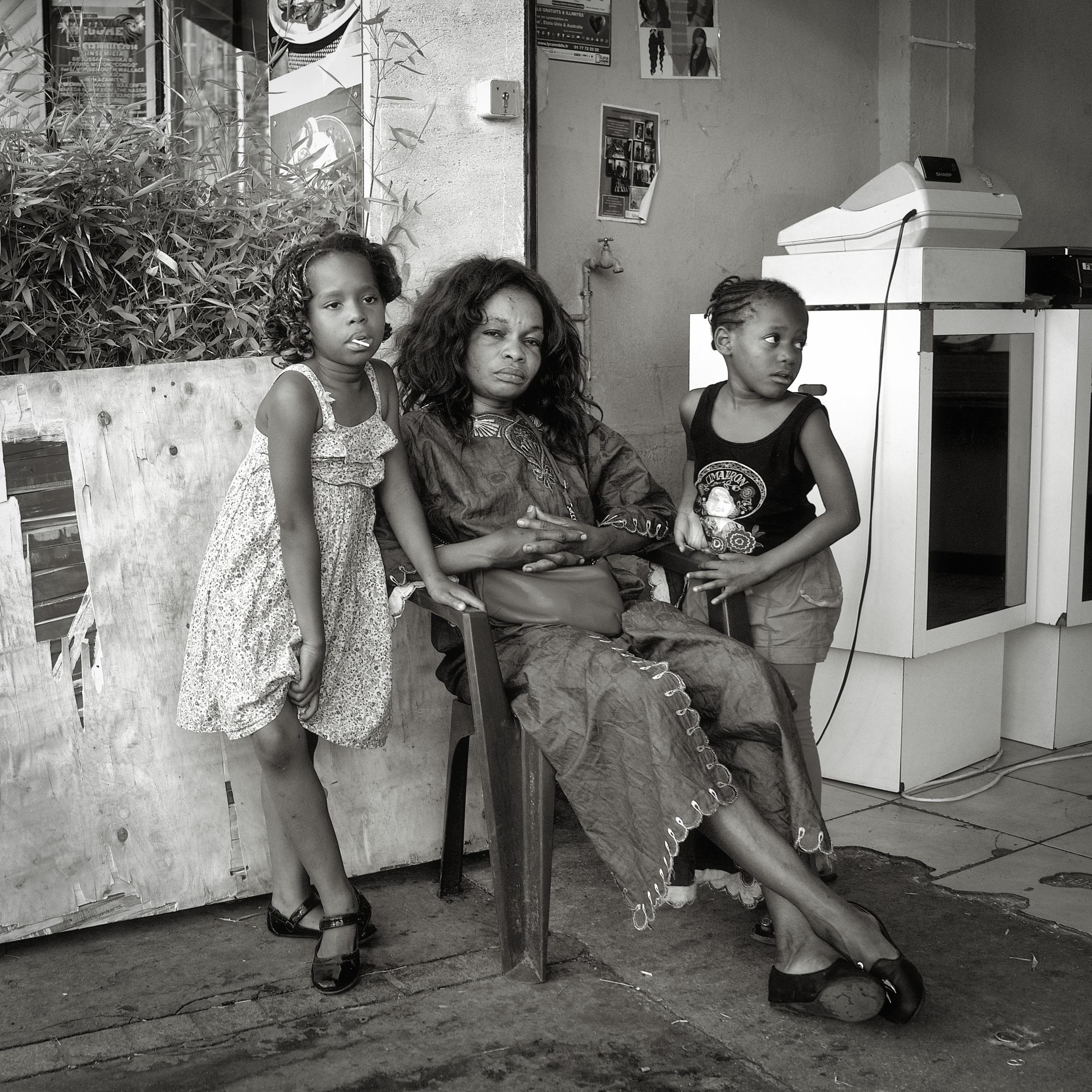 Extrait de la série « Un regard sur Bordeaux » ©Thierry Lothon 2014