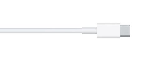 Avec cette machine, presque tout passera par le câble USB type C : alimentation, raccordement aux périphériques...