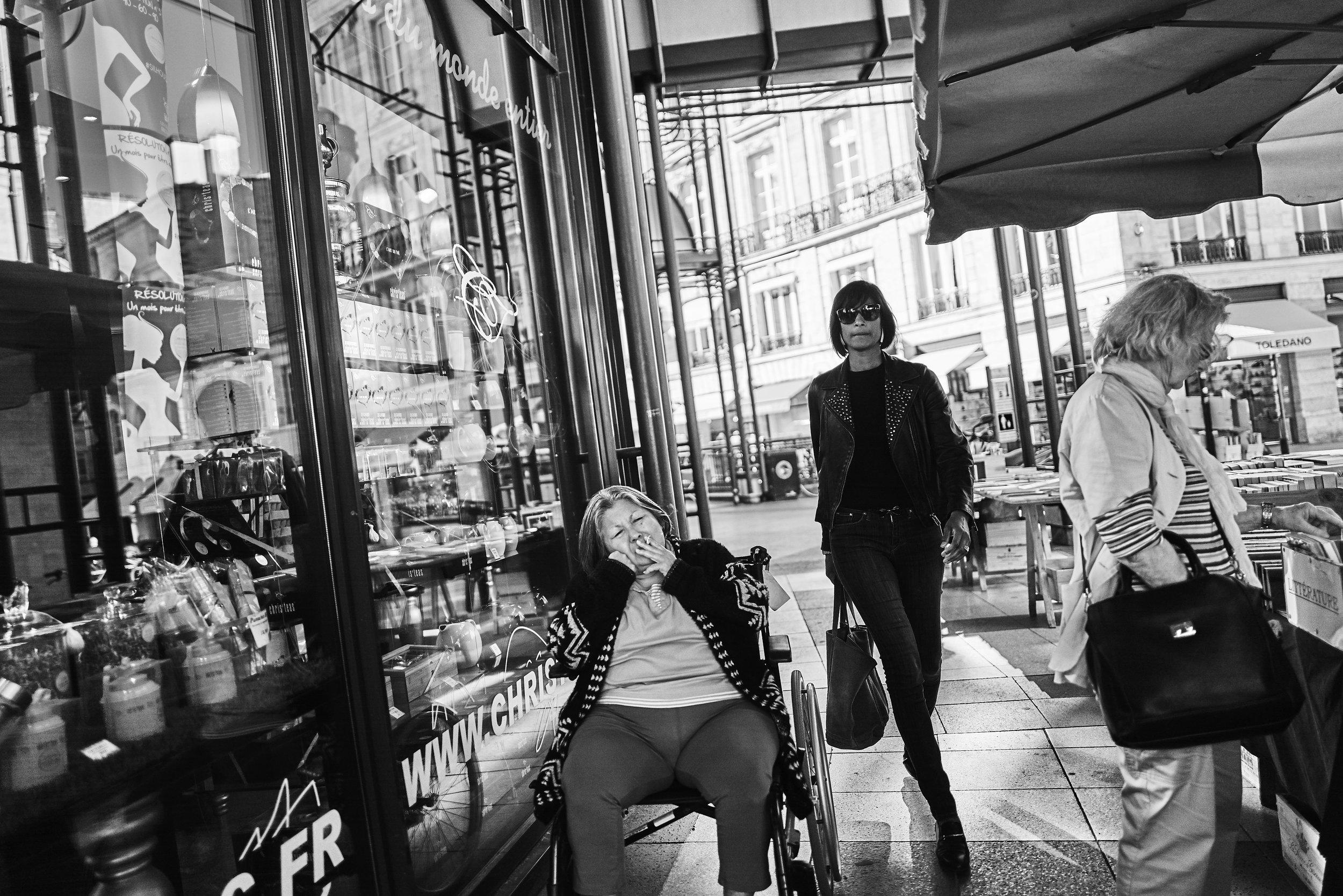 """""""Apparition"""" Bordeaux, avril 2017, Leica Q, Traitement Capture One Pro"""