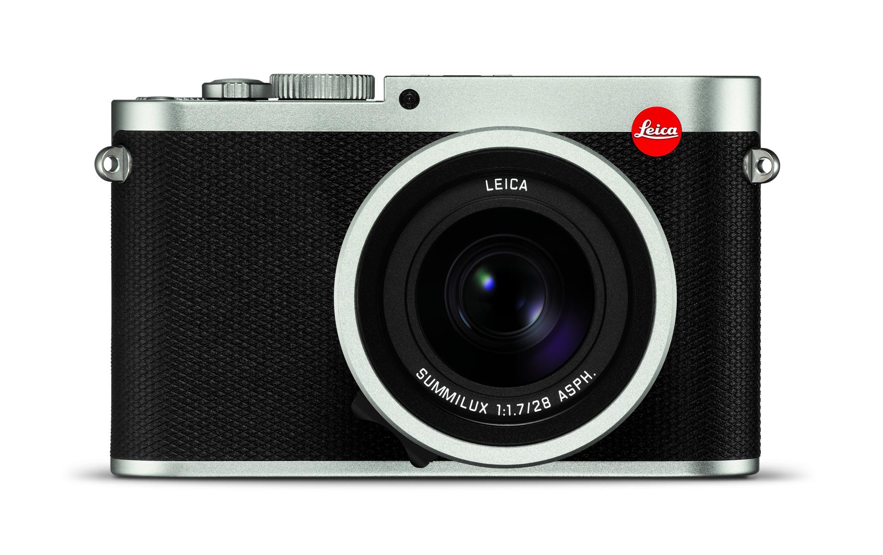 Leica Q silver - L'option d'un design classique