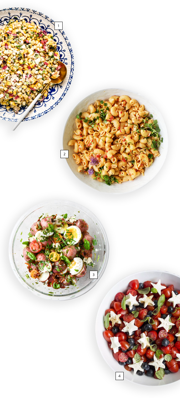 Kiki + Co | 4 Side Dishes for the 4th