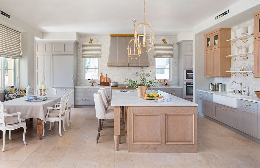 On the blog - Interior Inspiration—The Dreamiest Kitchen