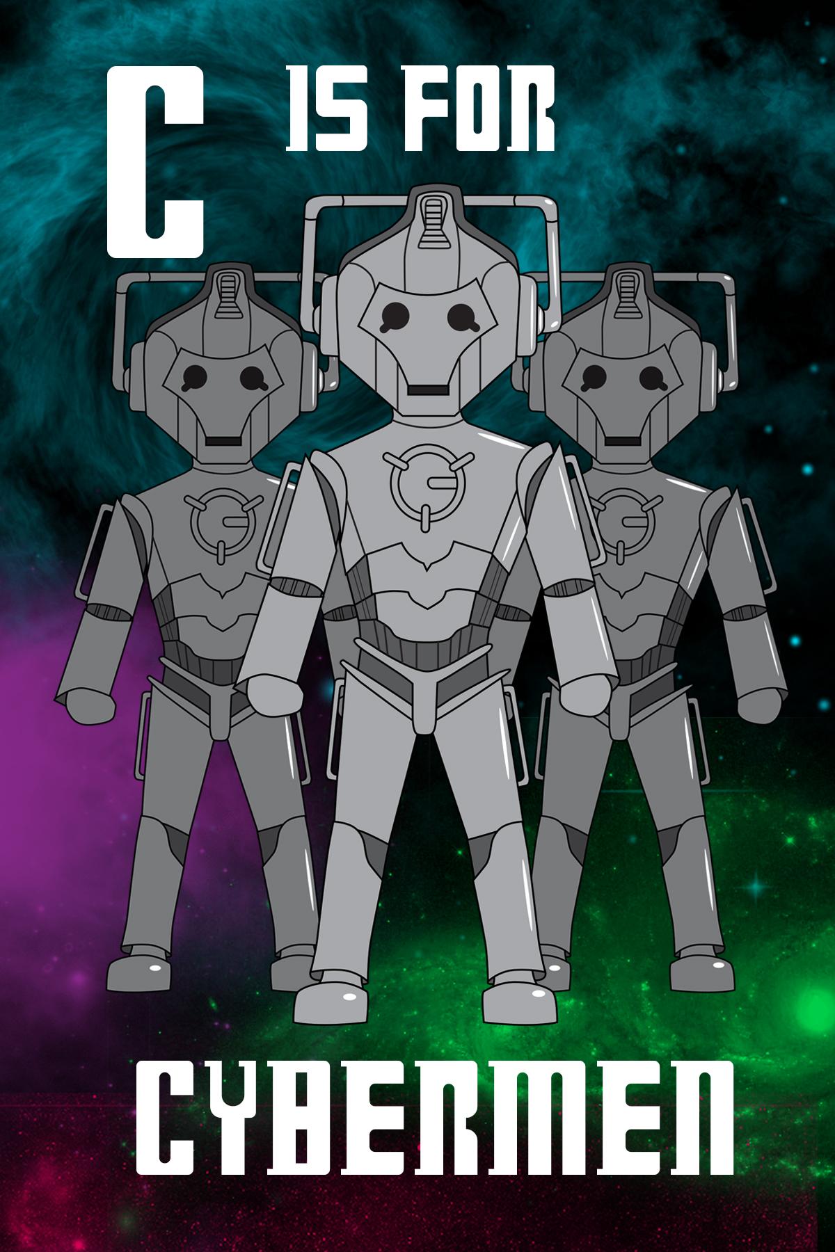C for Cybermen.jpg