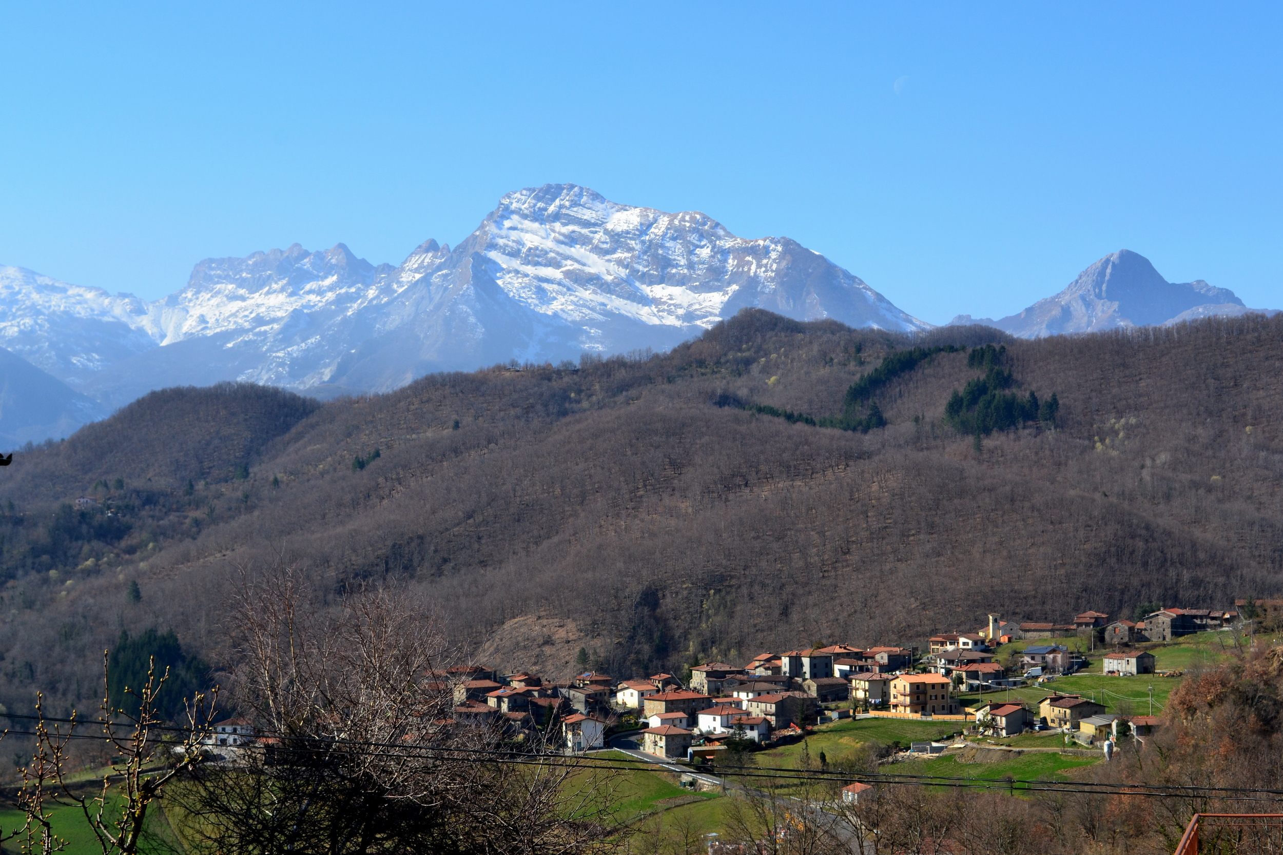 Mountains of Italy
