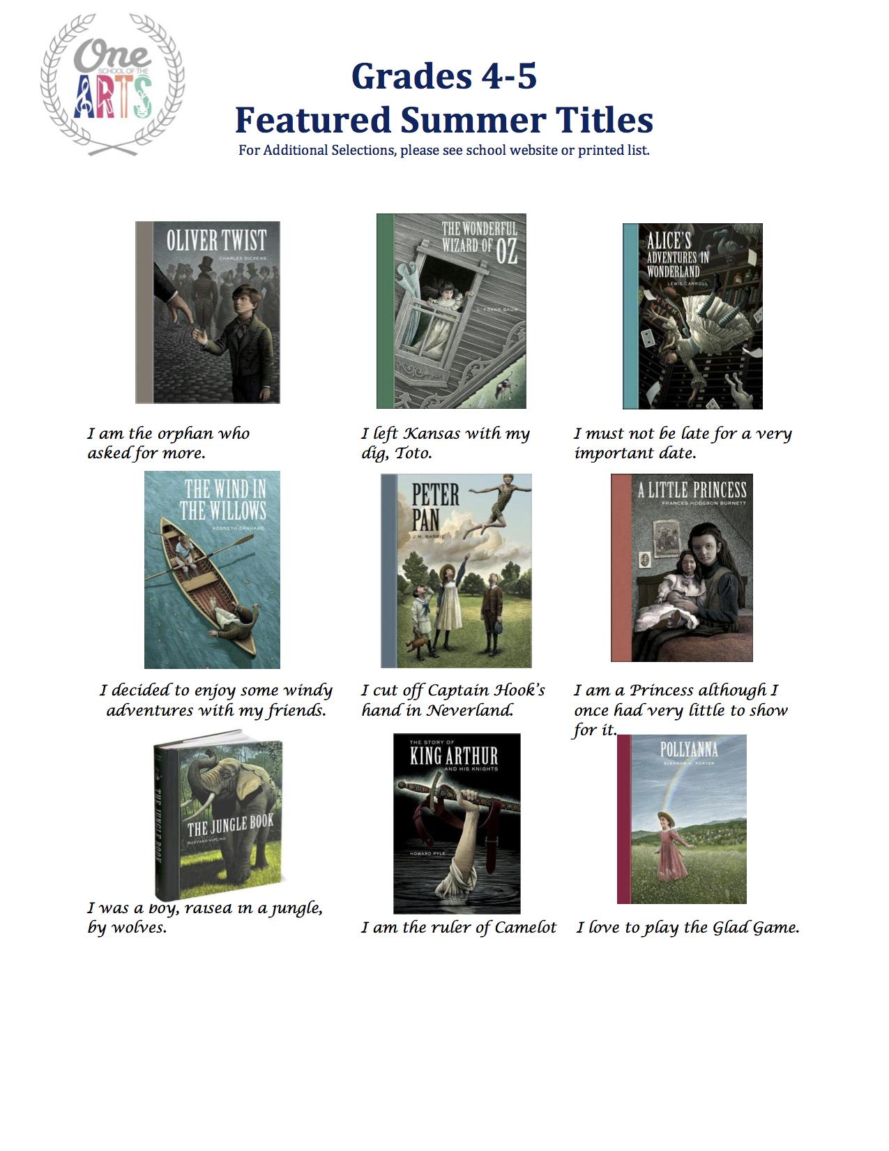 Grades 4 -5 Featured Titles 2015.jpeg