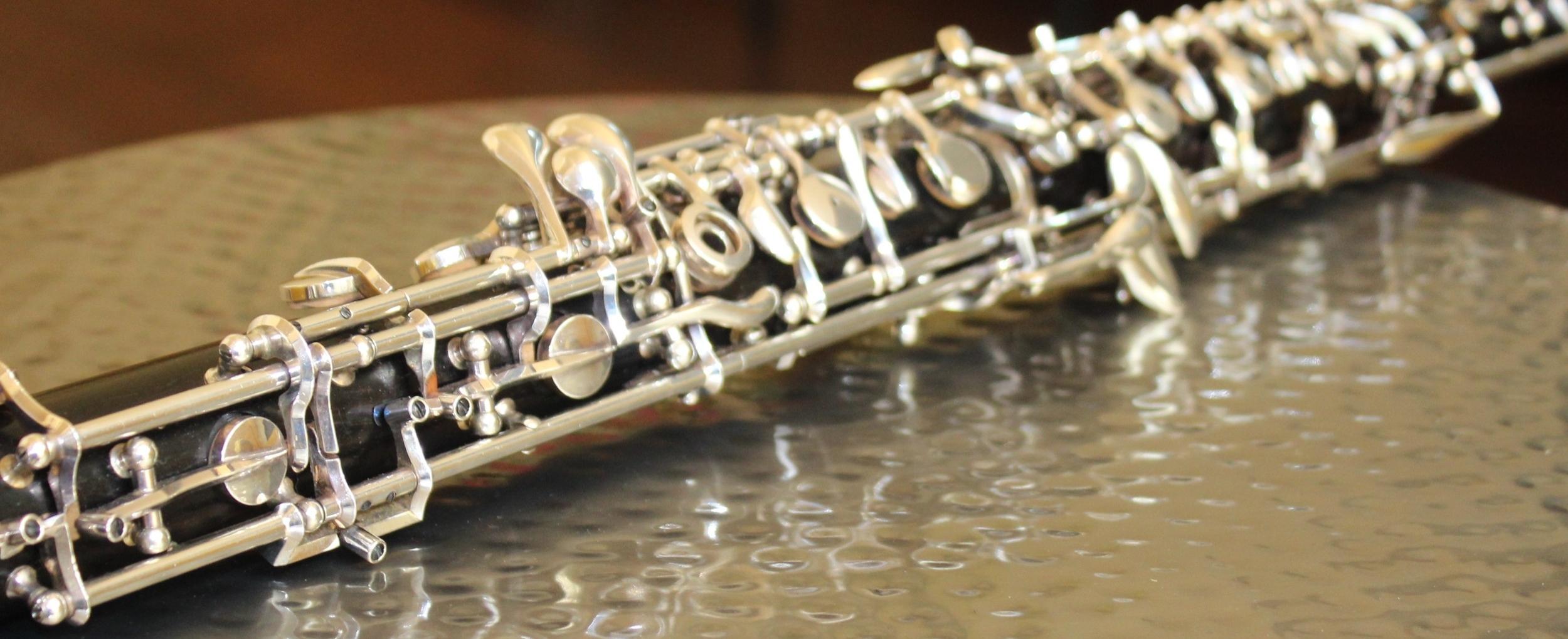 Mrs. Lieser's Prized Oboe