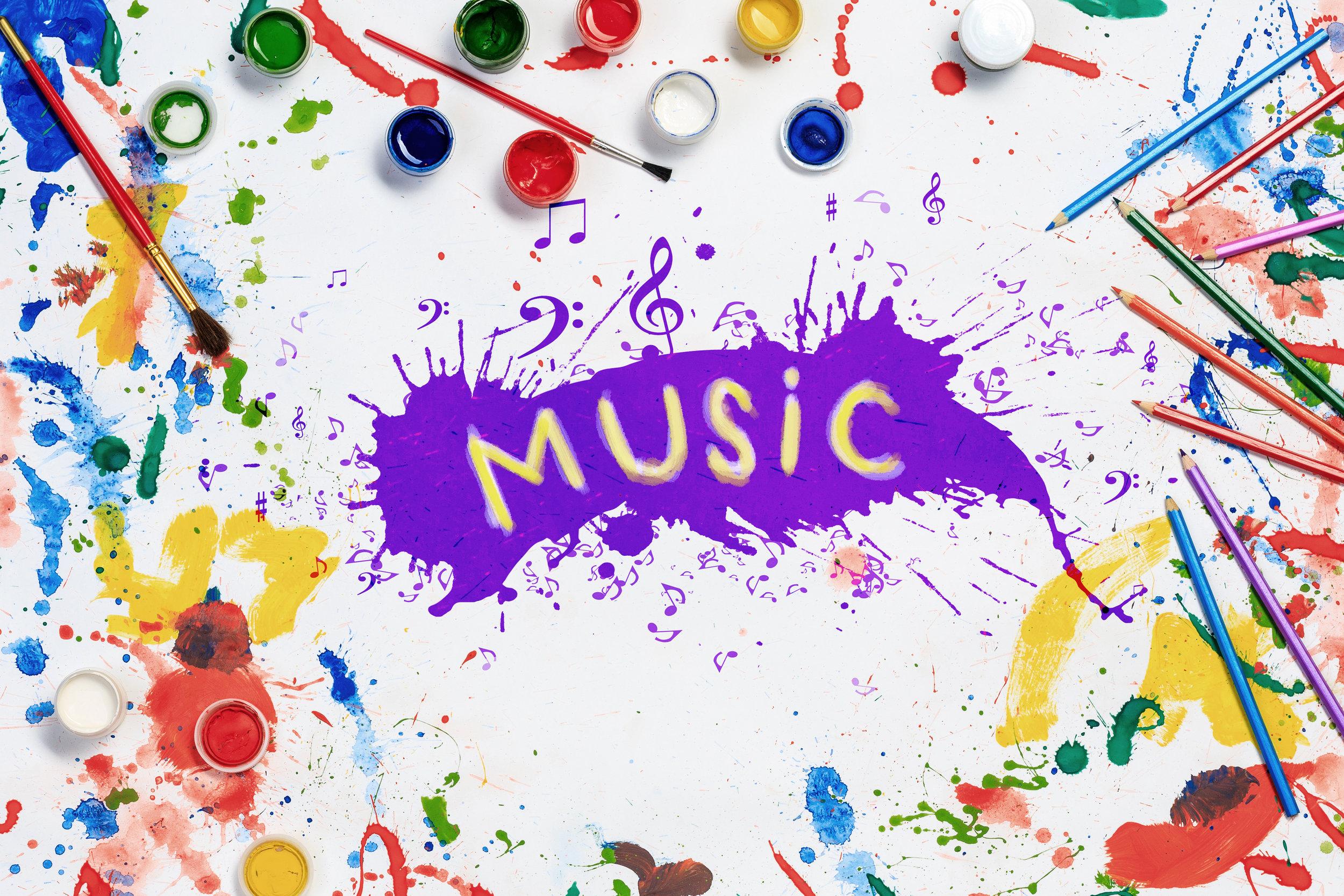 Music creative ideas