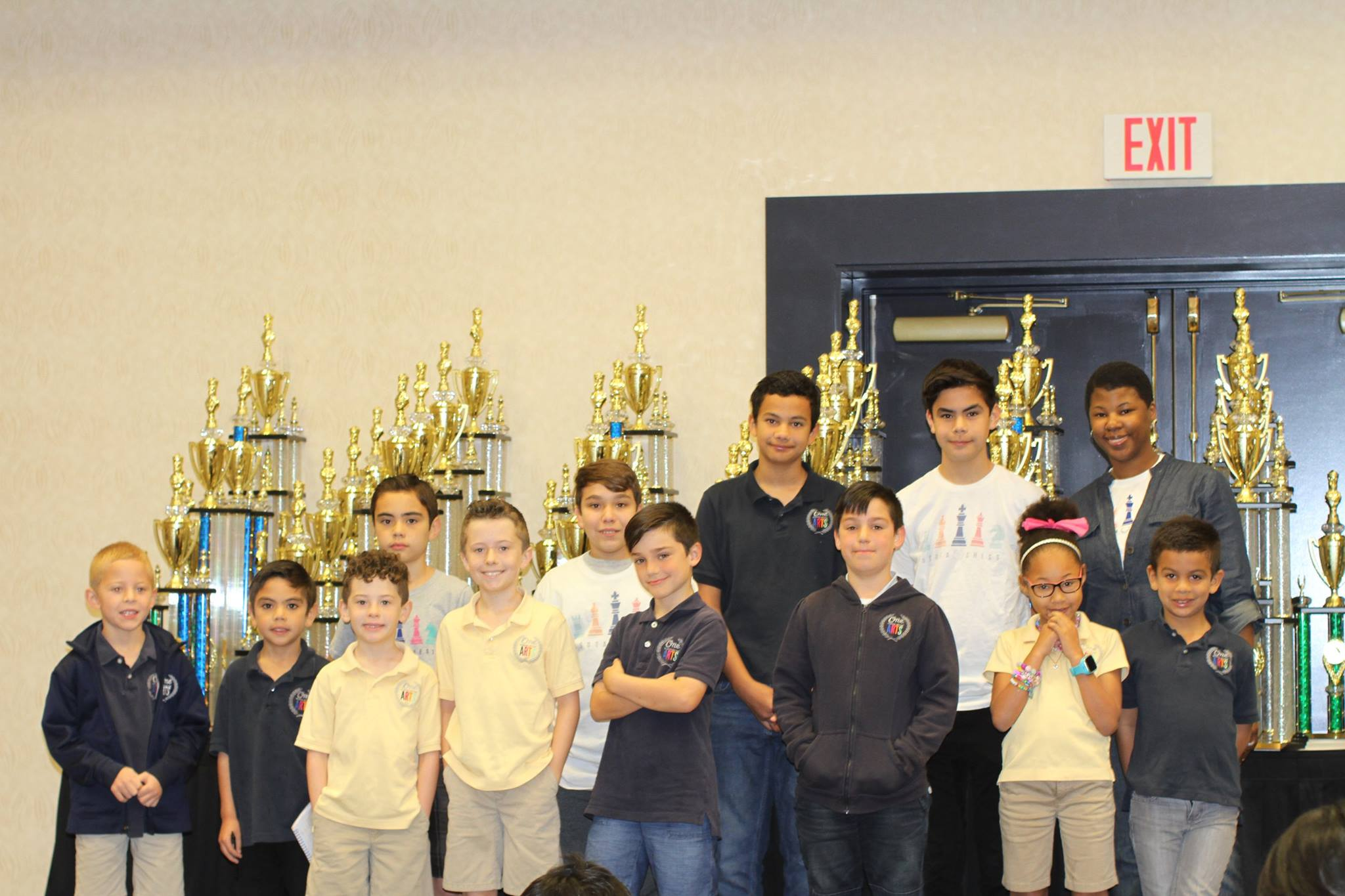 2017 Competitive Team - Florida State Scholastic ChampionshipsOrlando, FL.