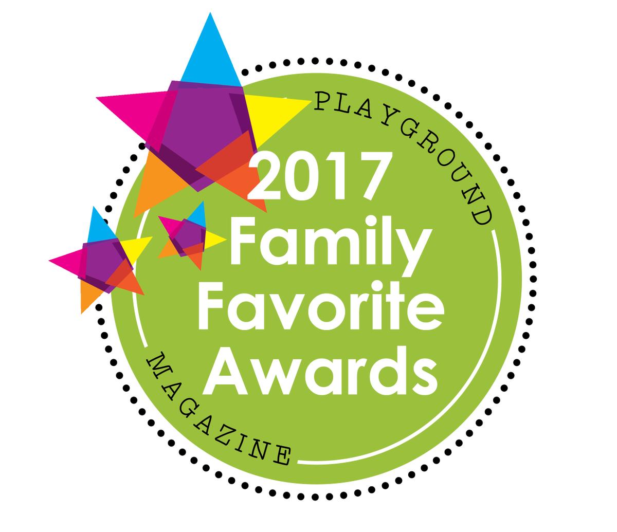 2017 Playground Magazine Family Favorite Winner // Best Religious Preschool