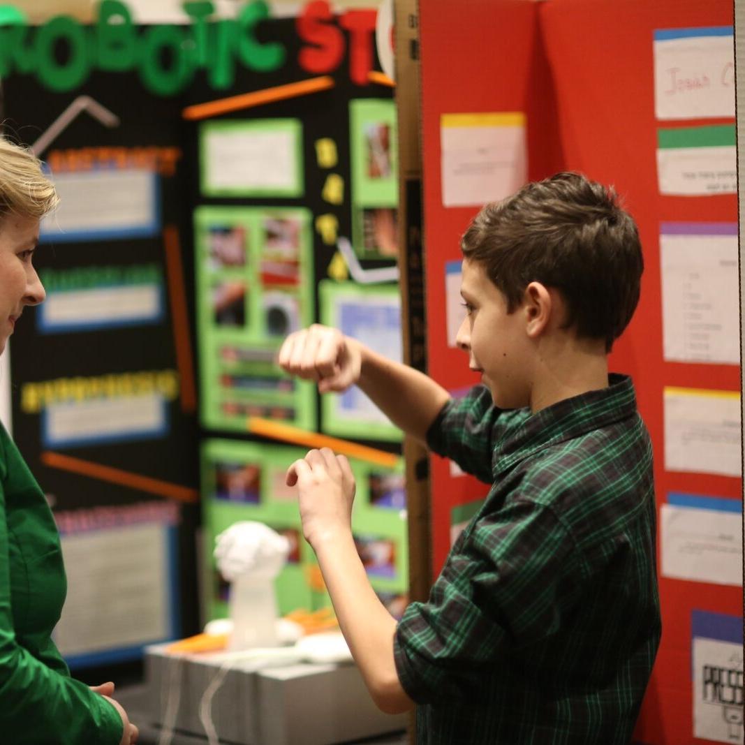 Science Fair Presentation