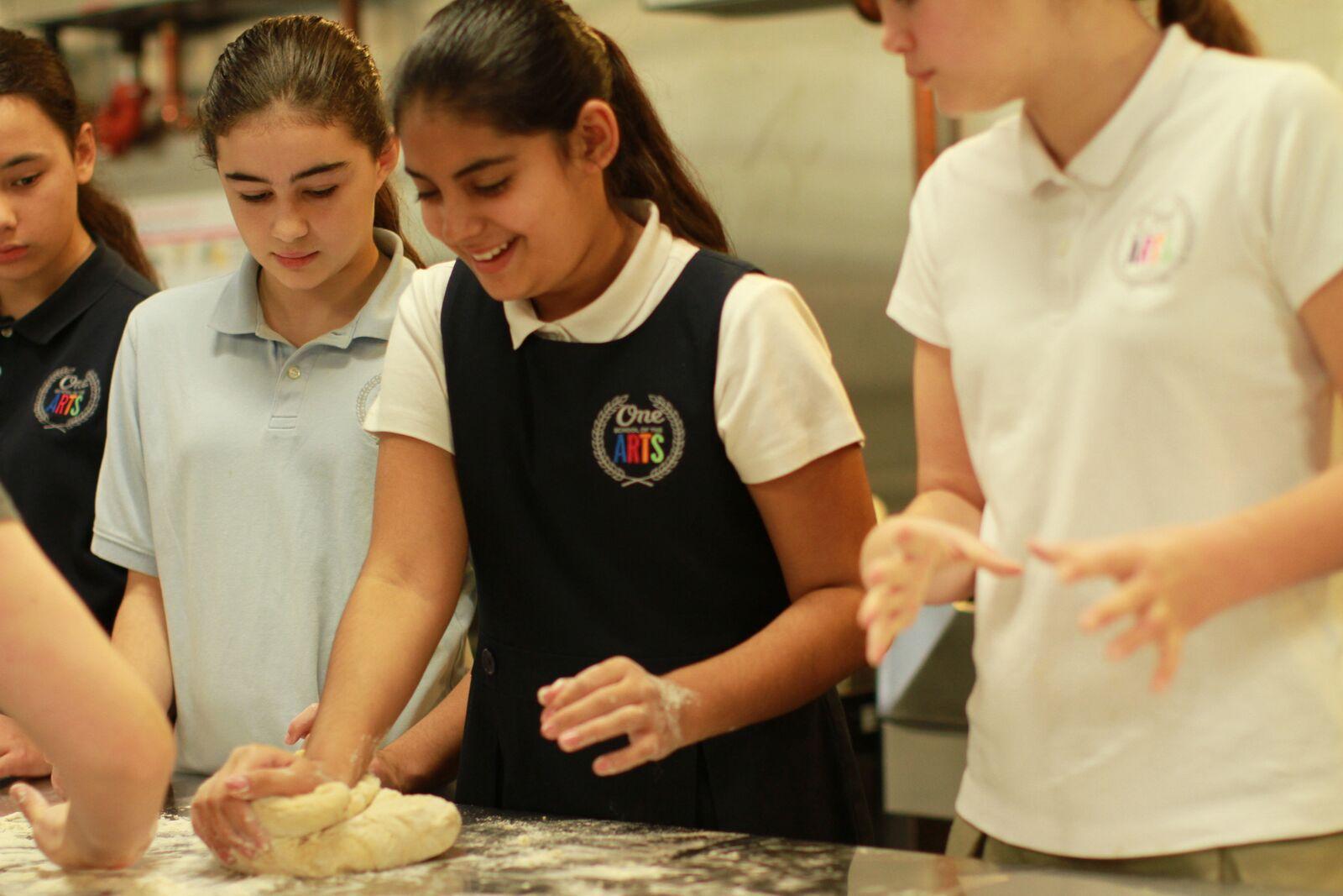 MS Baking Lesson