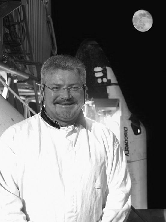 Mr. Larry Reed, Aerospace Engineer