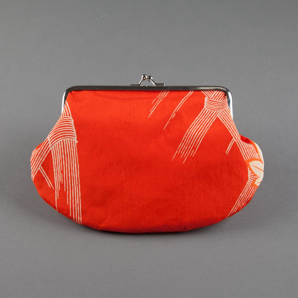 SOLD! - Kimono silk 06 (back), creme lining