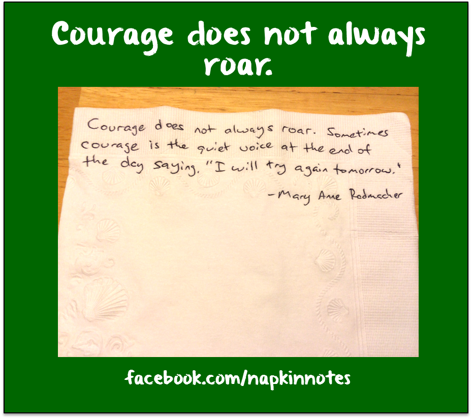 courage does not always - radmacher.png