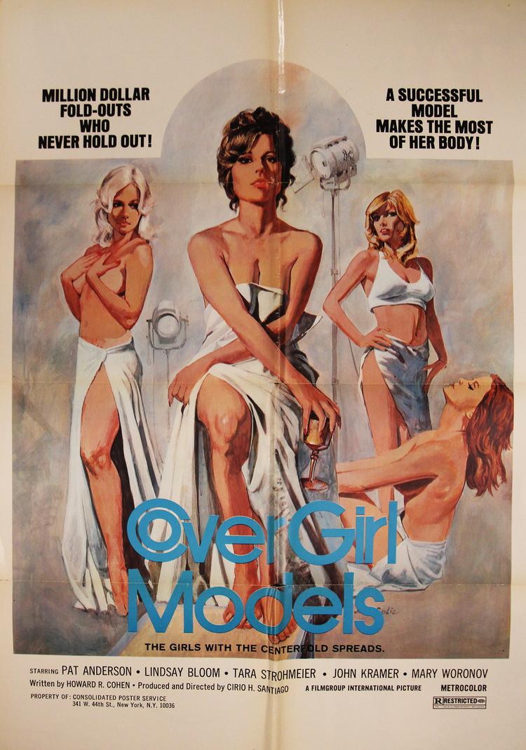 Cover Girl Models - US 1 Sheet