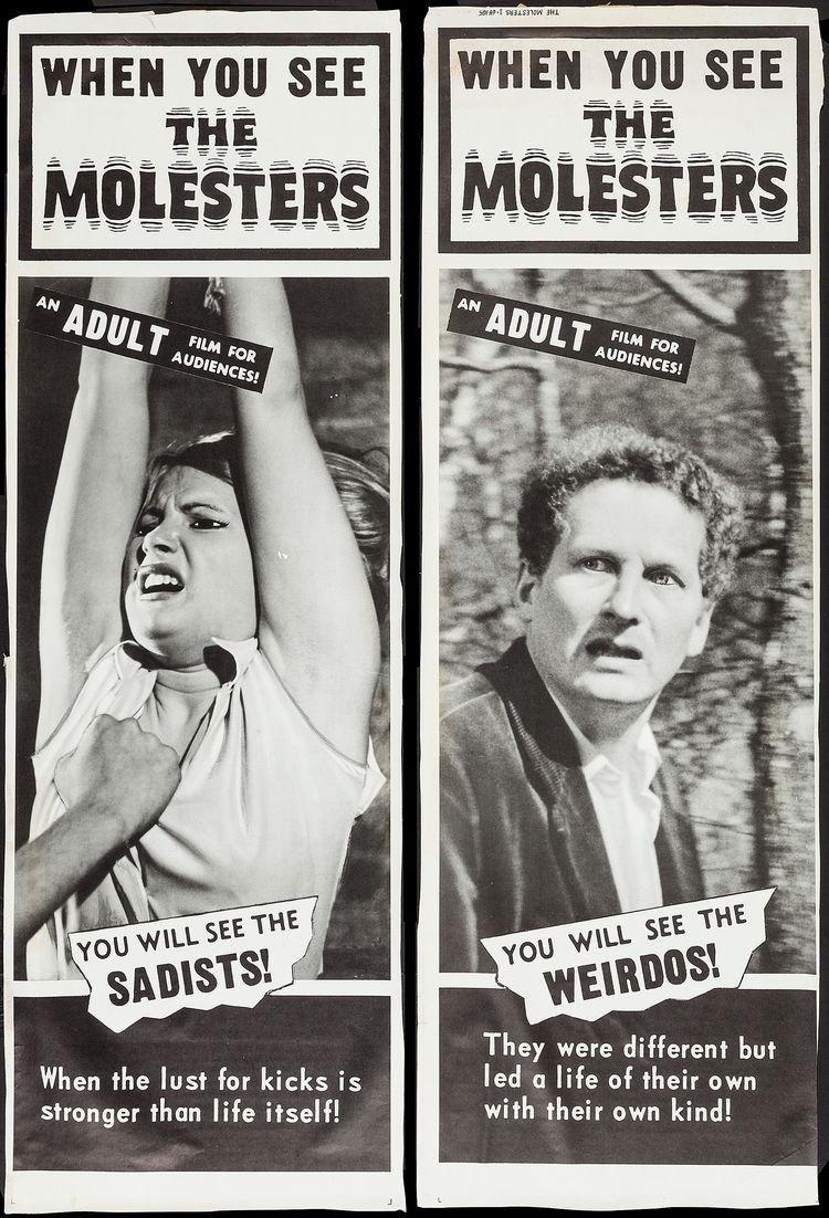 The Molesters - US Door Panel