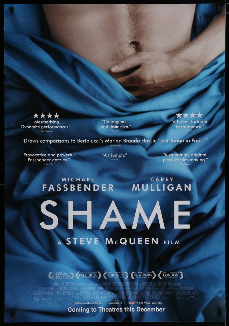 Shame - Canadian 1 Sheet