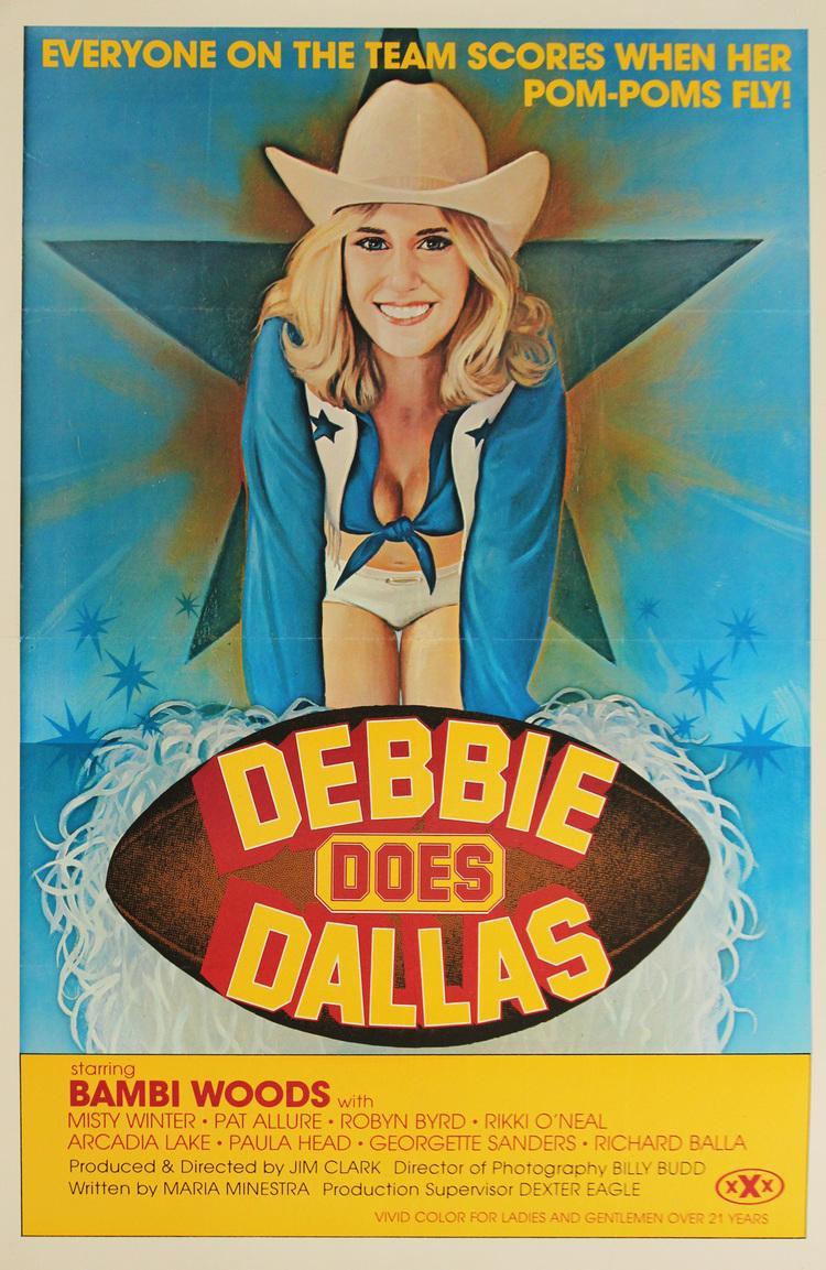 Debbies Does Dallas - US 1 Sheet