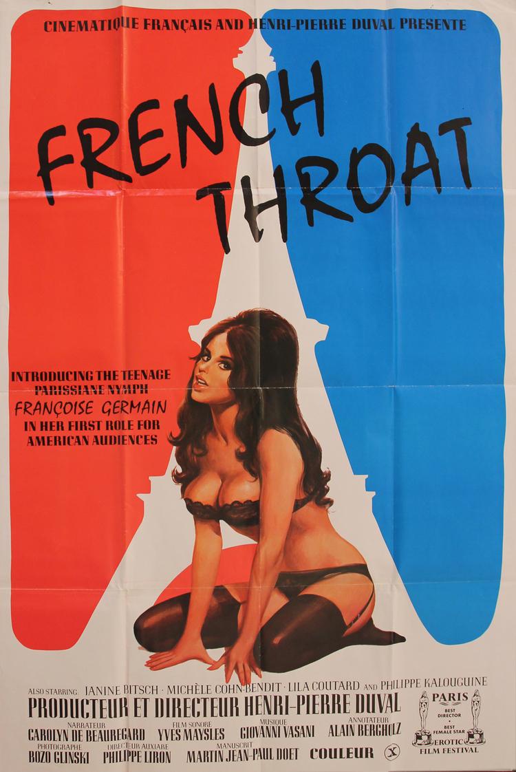 French Throat - US 1 Sheet