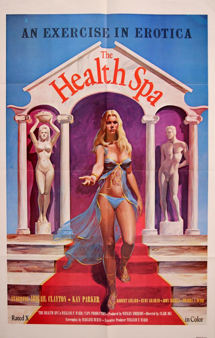 Health Spa - US 1 Sheet