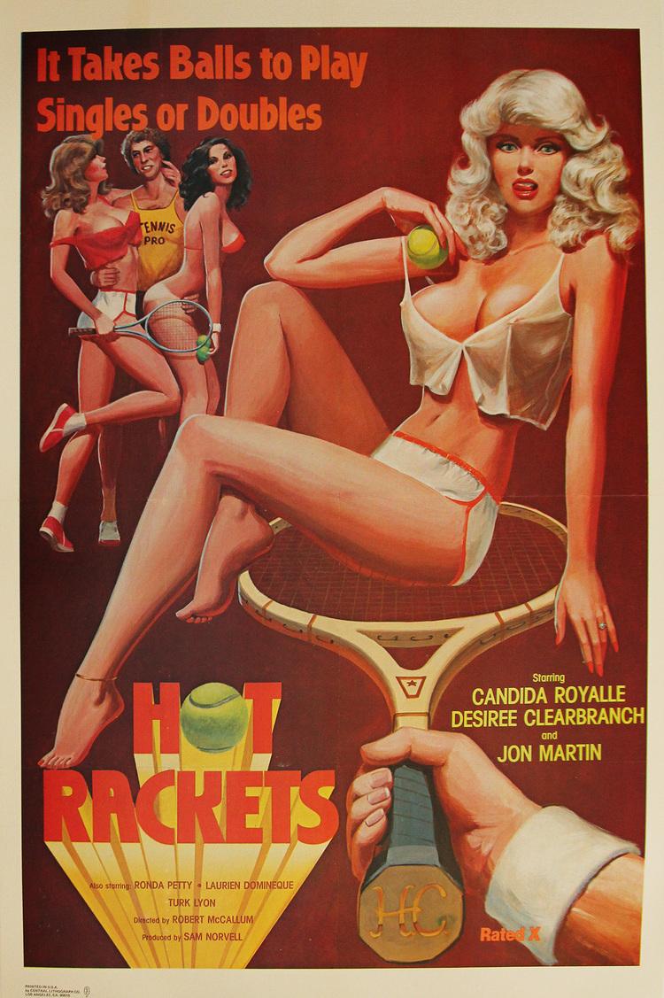 Hot Rackets - US 1 Sheet