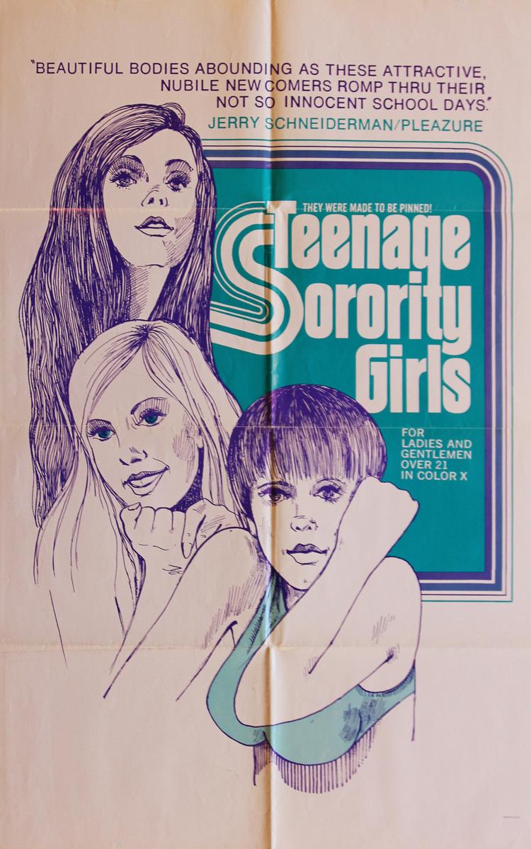Teenage Sorority Girls - US 1 Sheet