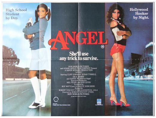 Angel - UK QUAD
