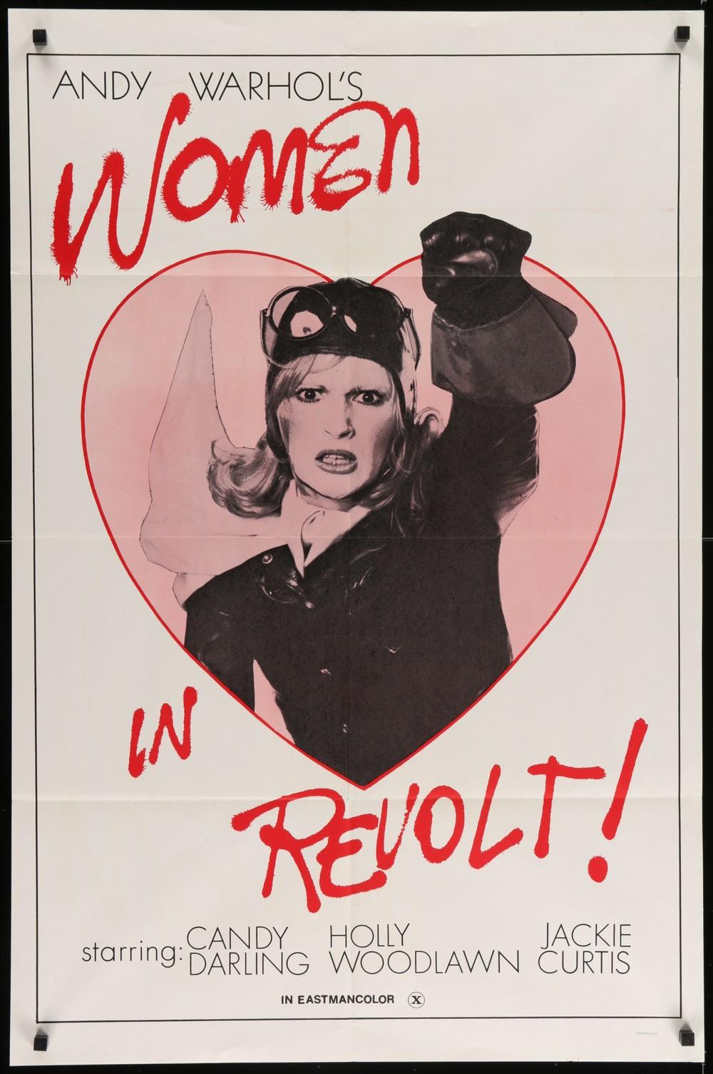 Women In Revolt! - US 1 Sheet