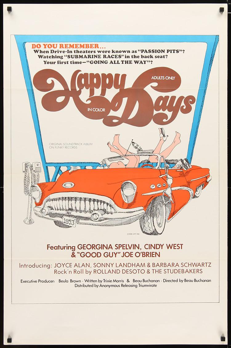 Happy Days - US 1 Sheet