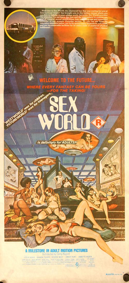 Sex World - AUSTRALIAN DAYBILL