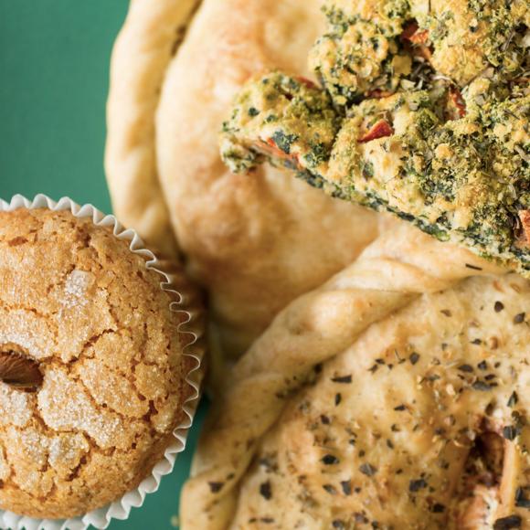 Muffins & Savories