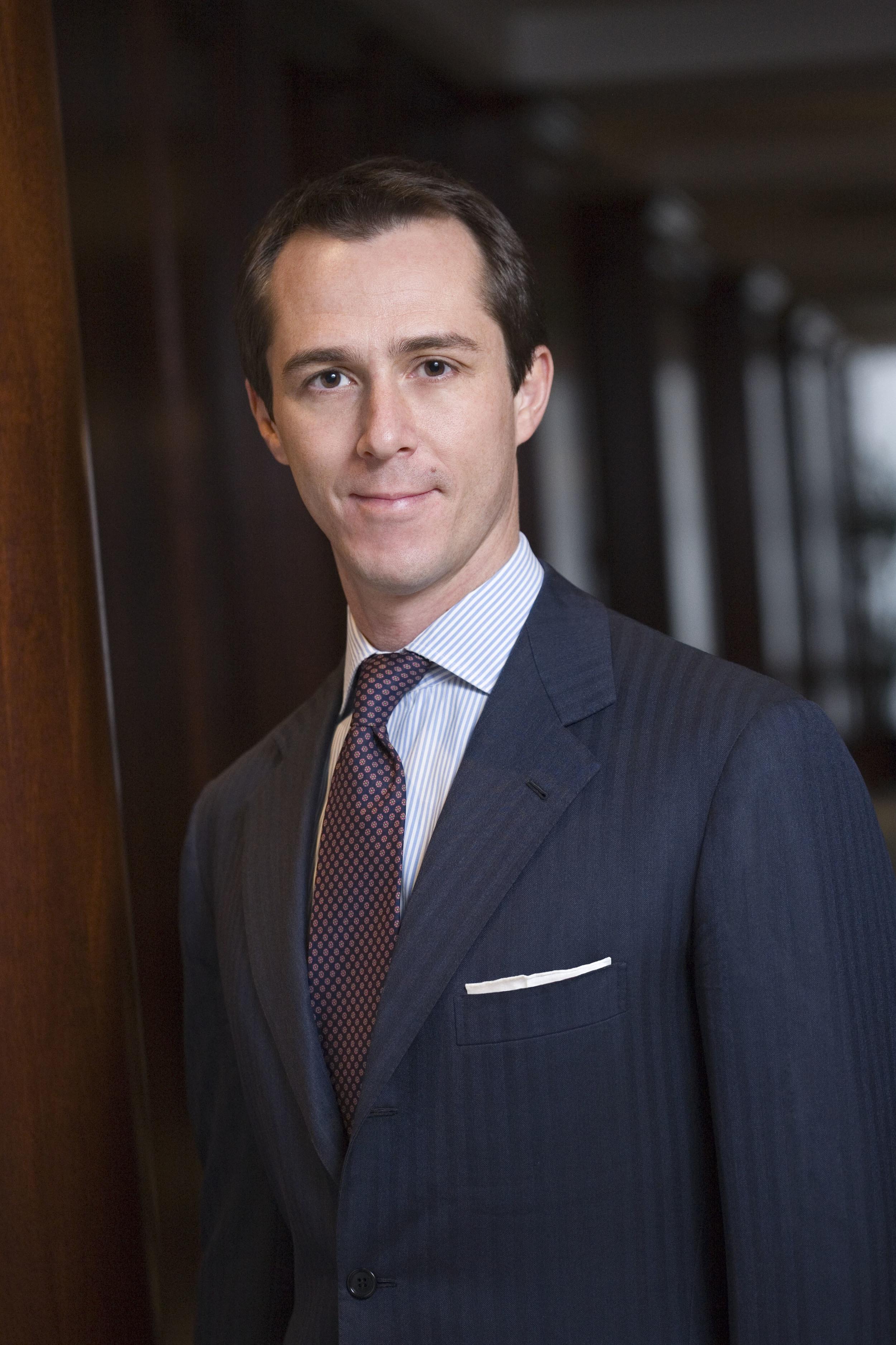 Executive Profile Portrait